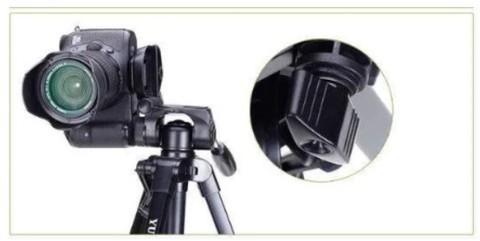 Трипод YUNTENG VCT-668 460-1480 мм (Черный)
