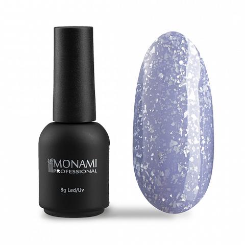 Гель-лак Monami Potal Silver Violet 8 г