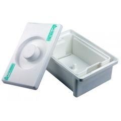 Емкость - контейнер для дезинфекции мединструментов, 3 литр