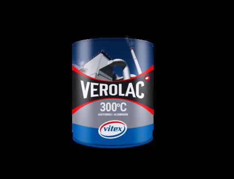 Антикоррозийная алюминиевая термостойкая краска Verolak 300