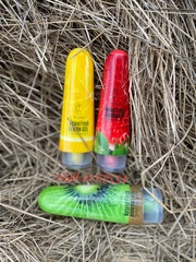 Крем для рук с соком клубники Wokali Natural Fresh STRAWBERRY, 100 гр