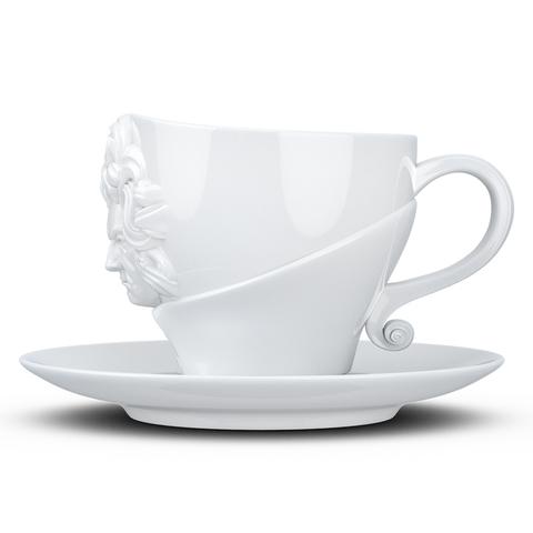 Чайная пара Talent Ludwig van Beethoven, 260 мл, белая