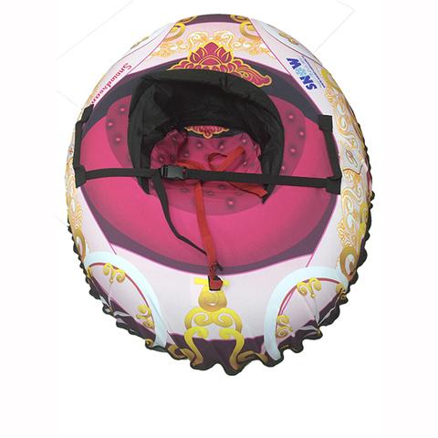 Санки ватрушка SnowDream Cartoon Oval Mini