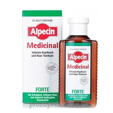 Alpecin Medical Forte - Тоник интенсивный для кожи головы