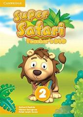 Super Safari 2 Teacher's DVD