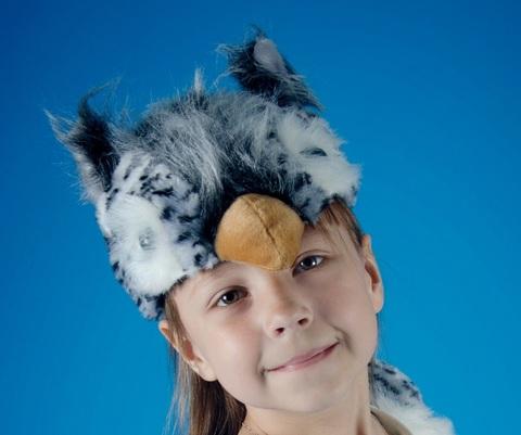 Карнавальная шапочка Сова