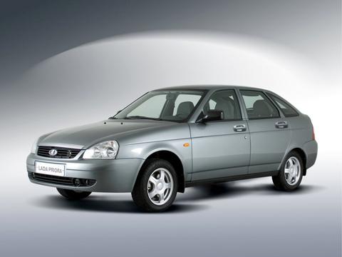 Чехлы на Lada Priora хечбек, универсал / ВАЗ 2111, 2112  1997–2014 г.в.