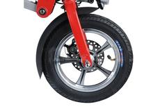 Велогибрид Volteco Shrinker II