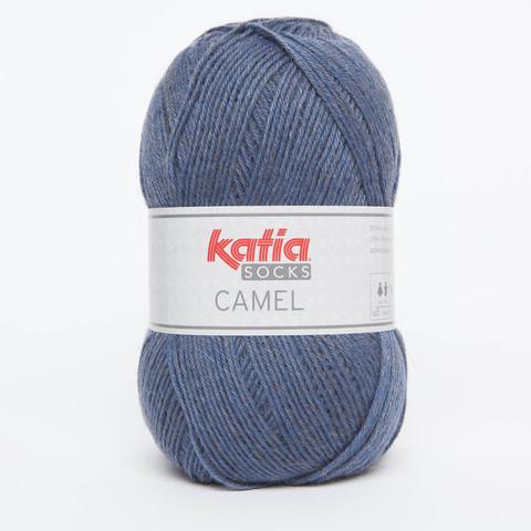 носочная пряжа Katia Camel Socks 75
