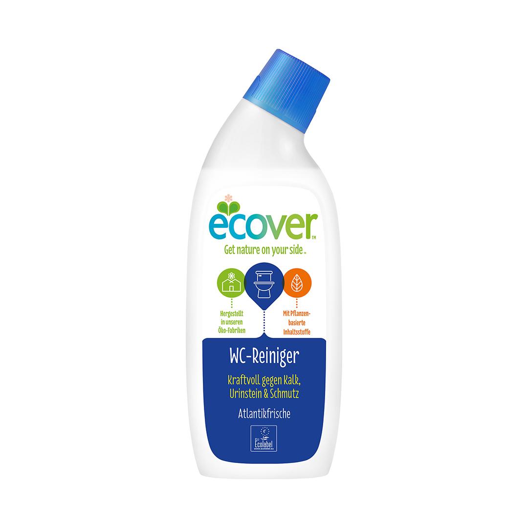 Ecover Экологическое средство для чистки сантехники «Океанская свежесть» 750 мл.