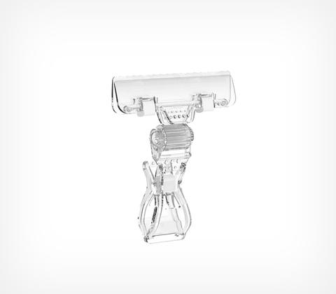 Ценникодержатель универсальный FX-GRIP,  без ножки, жесткий