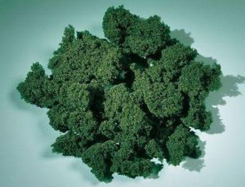 Искусственный мох - зелёный (средний)