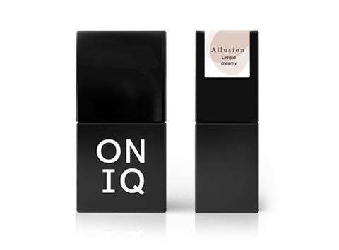 OGP-178 Гель-лак для покрытия ногтей. Allusion: Limpid creamy