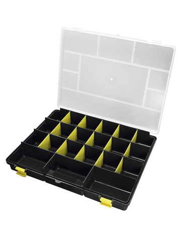 Органайзер универсальный с изменяемой конфигурацией ячеек 38 х 30 х 6 см