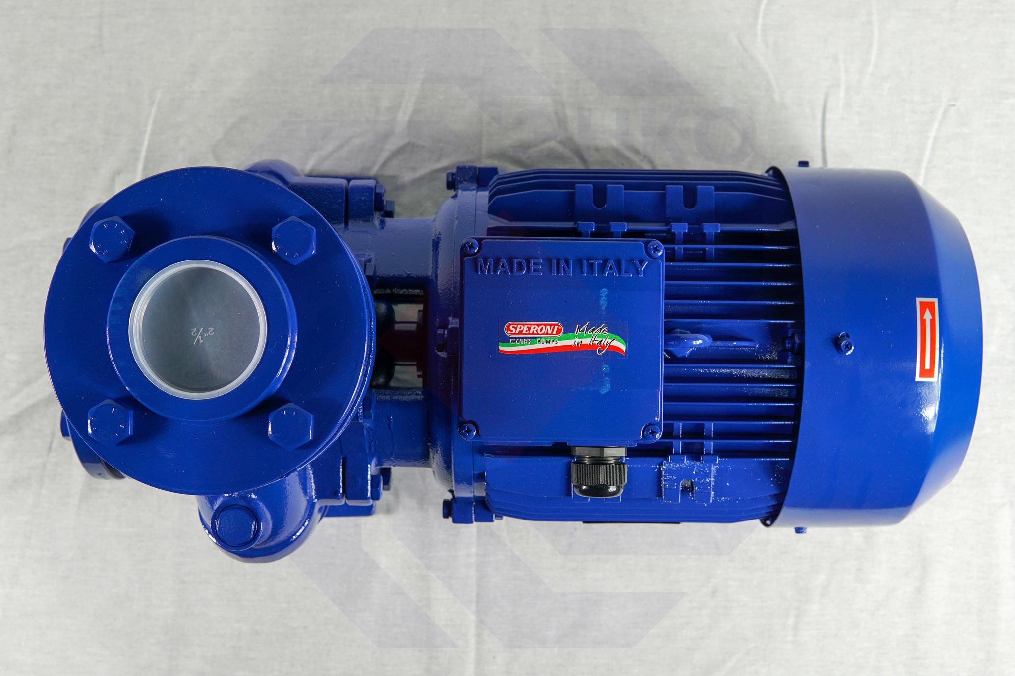 Насос моноблочный SPERONI CS 65-200 C