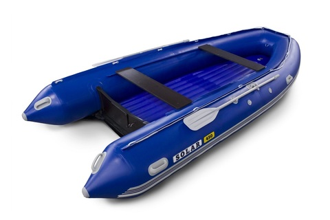 Надувная ПВХ-лодка Солар Максима - 450 К (синий)
