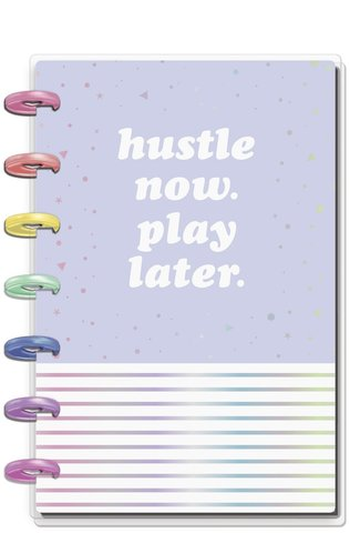 Ежедневник для финансового планирования- Mini Happy Planner®  -13х18 см - Budget (НЕ датирован)