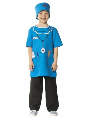Карнавальный костюм детскитй Доктор