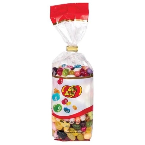 Jelly Belly 50 flavours Джелли Белли 50 вкусов 300 гр