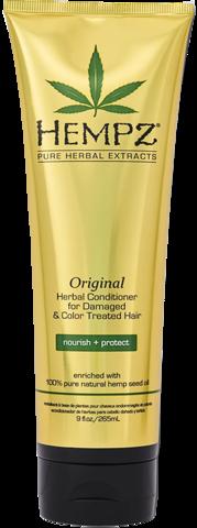 Кондиционер растительный Оригинальный для поврежденных окрашенных волос / Hempz Original Herbal Conditioner For Damaged & Color Treated Hair