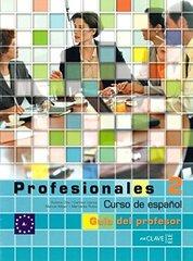 Profesionales 2 Guia para el profesor