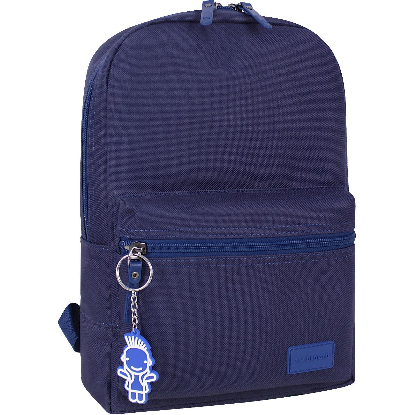 Молодежные рюкзаки Рюкзак Bagland Молодежный mini 8 л. чернильный (0050866) IMG_0121.JPG