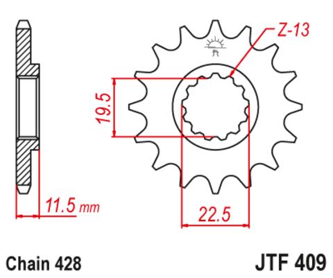 JTF409