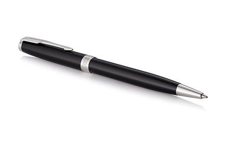 Parker Sonnet Core - LaqBlack CT, шариковая ручка, M, BL