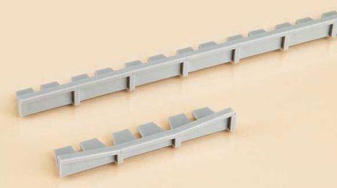 Окантовка перронов и платформ - 7мм, (H0)