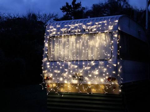 Гирлянда штора занавес штора 750 LED светодиодная  3 на 3 метра