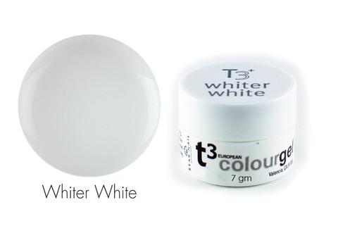 Однофазный ярко белый гель с кератином для ногтей 7 г