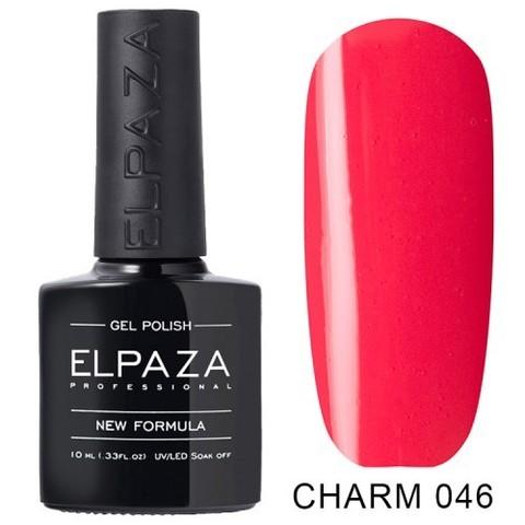 Гель лак Elpaza, CHARM 046 Красное дерево