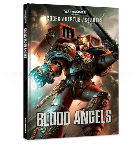 CODEX: BLOOD ANGELS (ENGLISH)