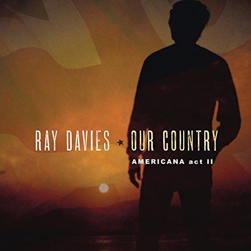 DAVIES, RAY: Americana Act 2