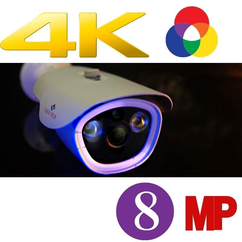 8 мп IP камеры описание