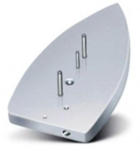 Подошва утюга алюминиевая со шпилькой Silter ST/B 200 | Soliy.com.ua