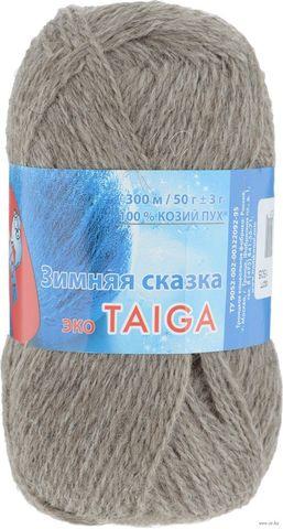 Зимняя сказка (100% козий пух, 50гр/300м)