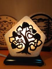 Солевая лампа Дерево 1,3 кг