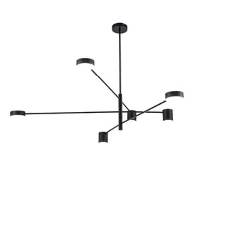 Потолочный светильник Motvik by Light Room ( 6 плафонов )