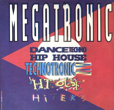 Виниловая пластинка. Megatronic