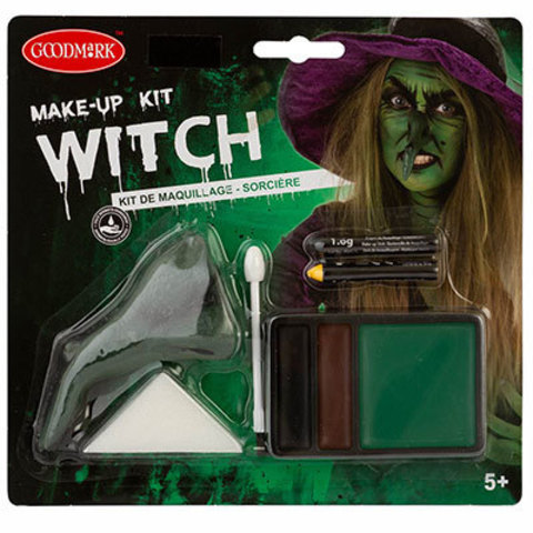 Грим HWN Ведьма