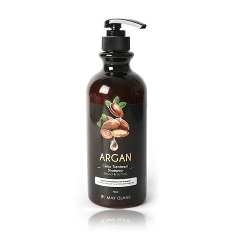 Шампунь для волос May Island Argan Clinic Treatment Shampoo