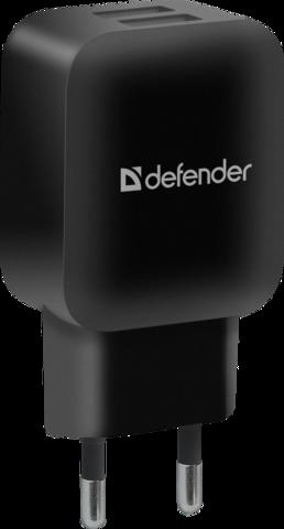 Defender / Сетевое зарядное устройство EPA-13 | 5В 2.1А черное