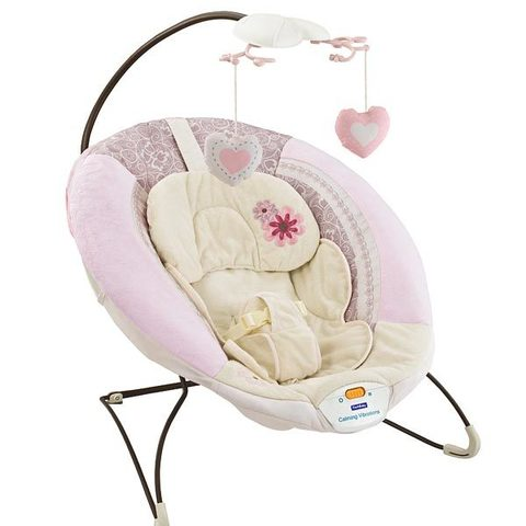 шезлонг-качалка FitchBaby Delux Bouncer