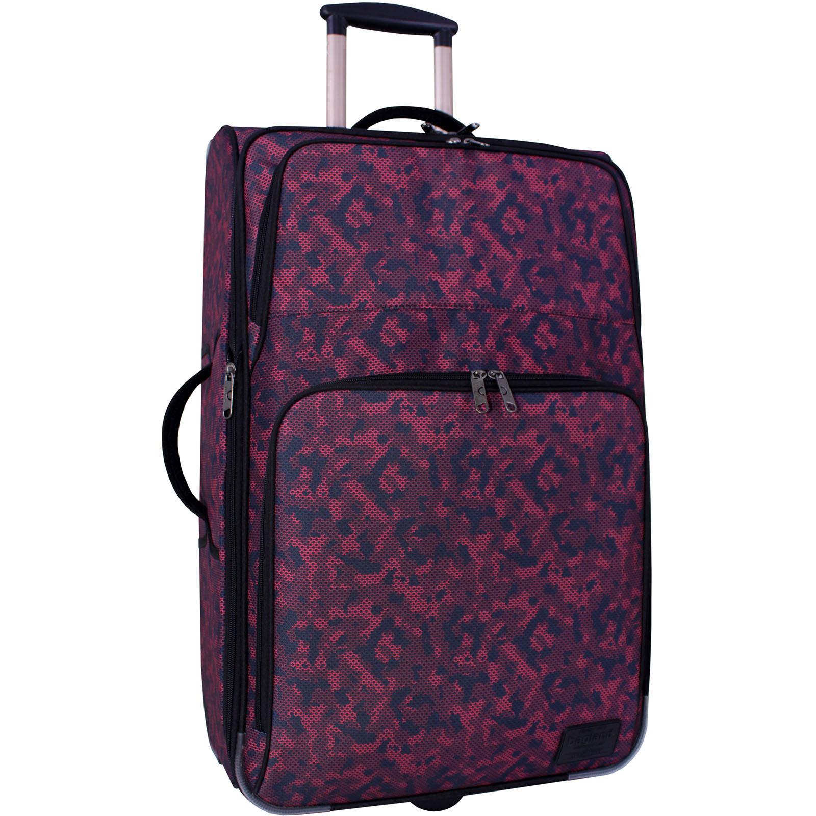 Дорожные чемоданы Чемодан Bagland Леон большой дизайн 70 л. сублімація 466 (0037666274) IMG_6225_суб.466_.JPG