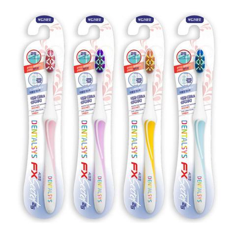 Зубная щетка Тройной уход Aekyung Dentalsys FX3 Secret 25