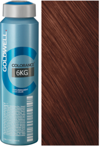 Goldwell Colorance 6KG медный темно-золотистый 120 мл