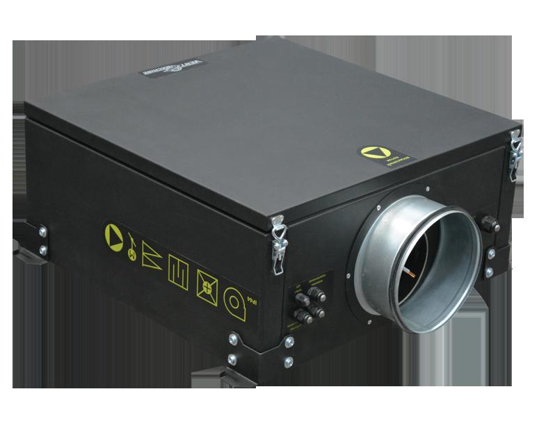 Приточная установка Колибри-1000 EC