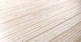 Дуб San Guglielmo Браш, Лакированный Белый (эффект изношенности) массивная доска Treelifelab-Италия