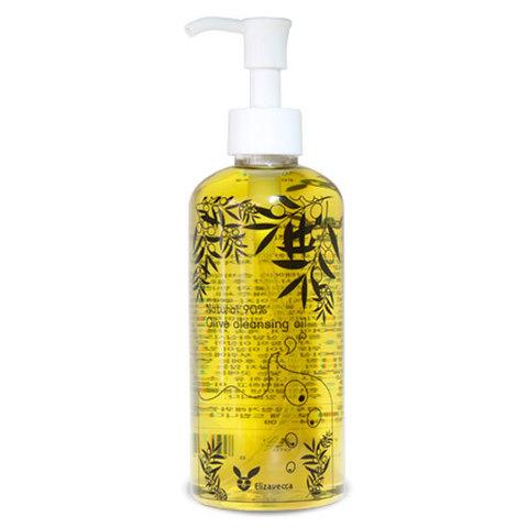 Гидрофильное масло с оливой Elizavecca 90% Olive Cleansing Oil